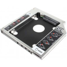 Optibay 9.5 SATA для установки в ноутбук HDD вместо DVD 023-9109