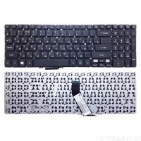 Клавиатура Acer V5-571 без рамки с подсветкой, черная, 11763 004223 (A-2-1)