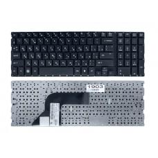 Клавиатура HP 4510s 4515s 4710s черная с прямым вводом, 002287 (B-3-5)