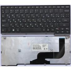Клавиатура Lenovo S210 Yoga 11S черная, 11773 008070 (A-3-1)