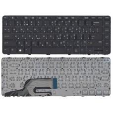 Клавиатура HP ProBook 430 G3, 440 G3, 445 G3 черная, 12178 019316 (B-2-6)