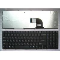 Клавиатура для ноутбука Sony SVE15, SVE17 черная, 11451 004344 (B-2-7)