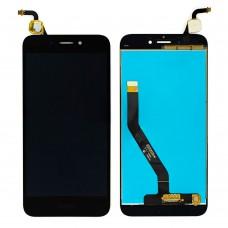Модуль Huawei Honor 6A, DLI-TL20 в сборе (матрица + тачскрин) черный