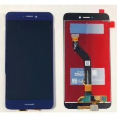 Модуль Huawei Honor 8 Lite, P8 Lite 2017, P9 Lite 2017 в сборе (матрица + тачскрин) синий