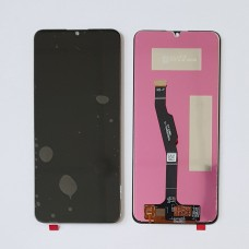 Модуль Huawei Honor 9A, Y6P 2020 (матрица + тачскрин) черный