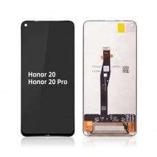 Модуль Huawei Honor 20, Honor 20 Pro, Nova 5T (матрица + тачскрин) черный