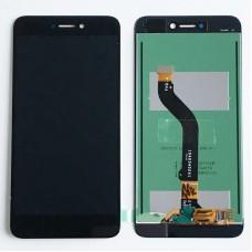 Модуль Huawei Honor 8 Lite, P8 Lite 2017, P9 Lite 2017 в сборе (матрица + тачскрин) черный