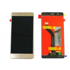 Модуль Huawei Honor 8 Lite, P8 Lite 2017, P9 Lite 2017 в сборе (матрица + тачскрин) золотой