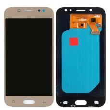 Модуль Samsung J530F (J5 2017) золотой OLED (матрица + тачскрин)