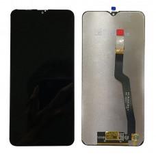 Модуль Samsung A105, M105 (A10, M10) (матрица + тачскрин) черный Incell