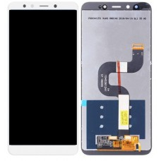 Модуль Xiaomi Mi A2, Mi 6X (матрица + тачскрин) белый