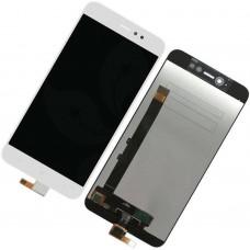 Модуль Xiaomi Redmi Note 5A Prime (матрица + тачскрин) белый