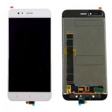 Модуль Xiaomi Mi A1, Mi 5X (матрица + тачскрин) белый
