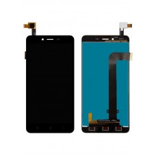 Модуль Xiaomi Redmi Note 2, Note 2 Prime (матрица + тачскрин) черный