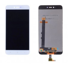 Модуль Xiaomi Redmi Note 5A (матрица + тачскрин) белый