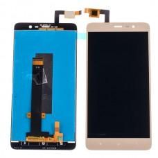 Модуль Xiaomi Redmi Note 3, Note 3 Pro (матрица + тачскрин) золотой