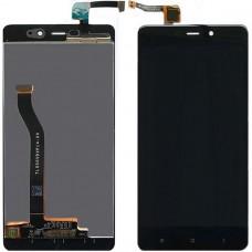 Модуль Xiaomi Redmi 4 Prime, Redmi 4 Pro (матрица + тачскрин) черный