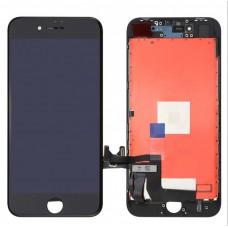 Купить в Калинковичах, Мозыре LCD дисплей для Apple iPhone 8 с рамкой крепления, класс AAA (черный)