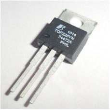 TOP225YN, ШИМ-контроллер Off-line PWM switch, 60-100Вт [TO-220]