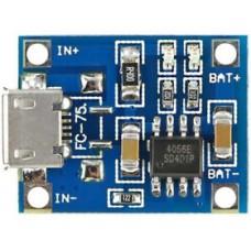Micro USB 5 в 1 а 18650 TP4056 модуль зарядного устройства литиевой батареи li-ion