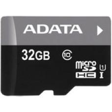 Карта памяти A-Data Premier microSDHC UHS-I U1 (10 Class) 32 Gb (AUSDH32GUICL10-RA1)